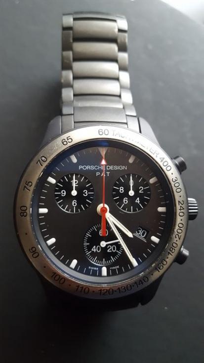 Chronographe Porsche Design PAT, réf. 6610.14 – montre pour homme – Catawiki