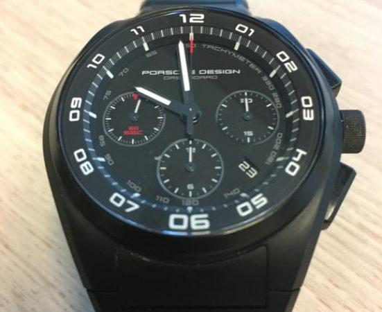 Montre Porsche Design 2010 à chronographe pour homme – Catawiki