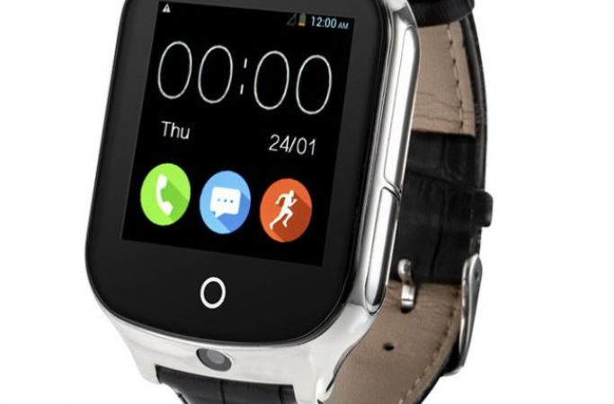 Montre Balise GPS Adulte / Senior / Alzheimer 3G