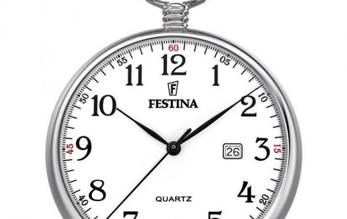 Gousset Festina F2019-1 – Gousset Acier Couleur Argent Mixte Plus d'infos