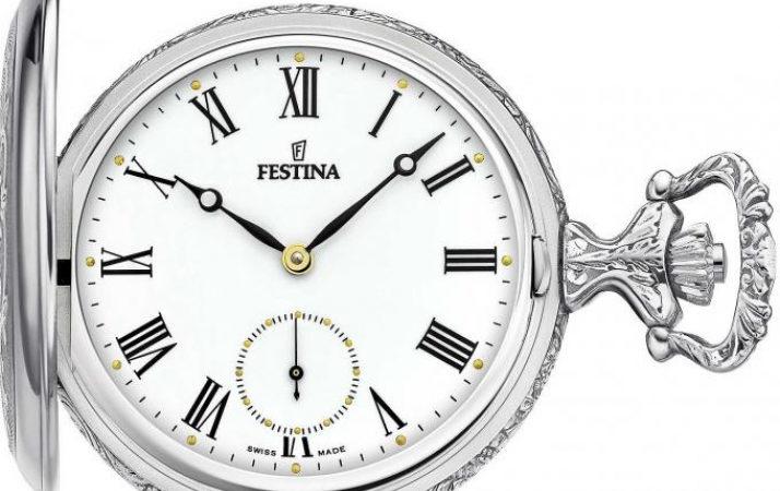 Gousset Festina F4075-2 – Gousset Acier Couleur Argent Homme Plus d'infos