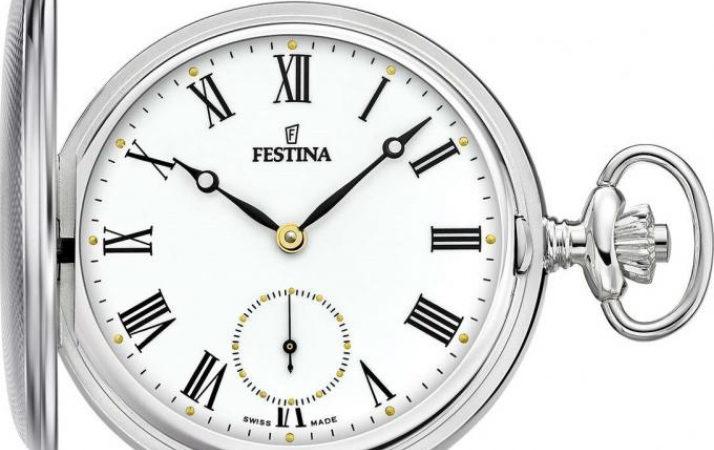 Gousset Festina F4075-4 – Gousset Acier Couleur Argent Homme Plus d'infos