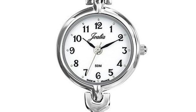 Montre femme Certus Joalia bracelet fin